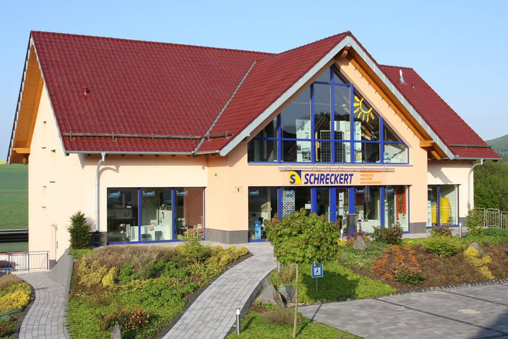 Firmengebäude der Schreckert GmbH