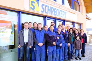 Team der Schreckert GmbH